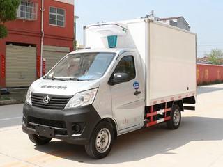 长安箱式冷藏车