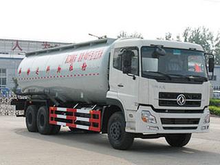 东风天龙40吨粒物料运输车