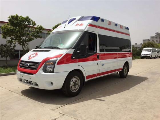 福特V348监护型救护车