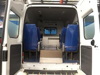 福特救护车新世代V348(短轴)救护车