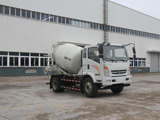重汽豪曼4方5方6方混凝土搅拌运输车