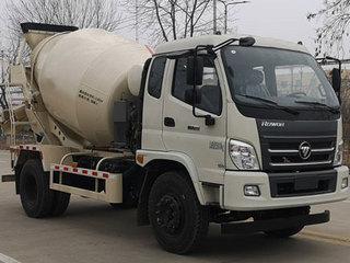 福田瑞沃4方5方6方混凝土搅拌运输车