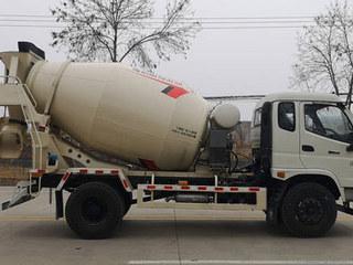 福田瑞沃4方5方6方混凝土搅拌运输车图片