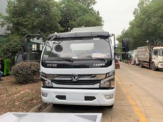 国六东风凯普特8方餐厨垃圾车