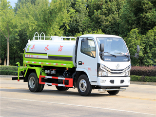 程力牌東風國六5噸灑水車圖片