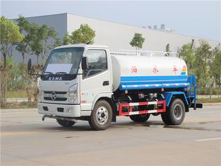 凱馬國六藍牌5噸灑水車